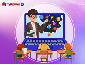 mpowero-An eLearning Mobile App from mPowerO that works when online and in offline mode with anytime anywhere access