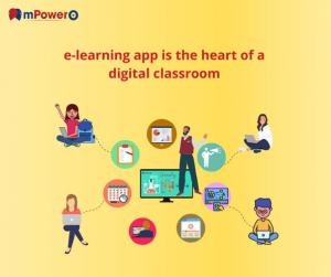 mpowero-Get insights on Virtual Classroom with online mobile app