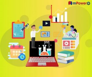 mpowero-Teaching digitally rich digital courses available both online and offline