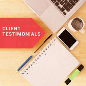 Client Testimonials of mPowerO